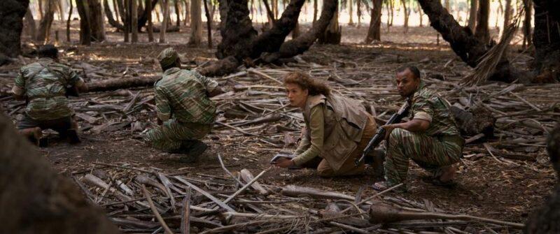 Scena di A Private War
