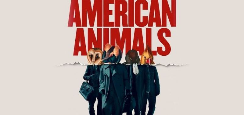 American Animals: il banner del film