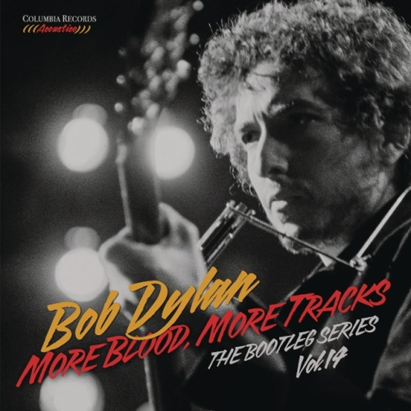 Bob Dylan More Blood More Tracks cover