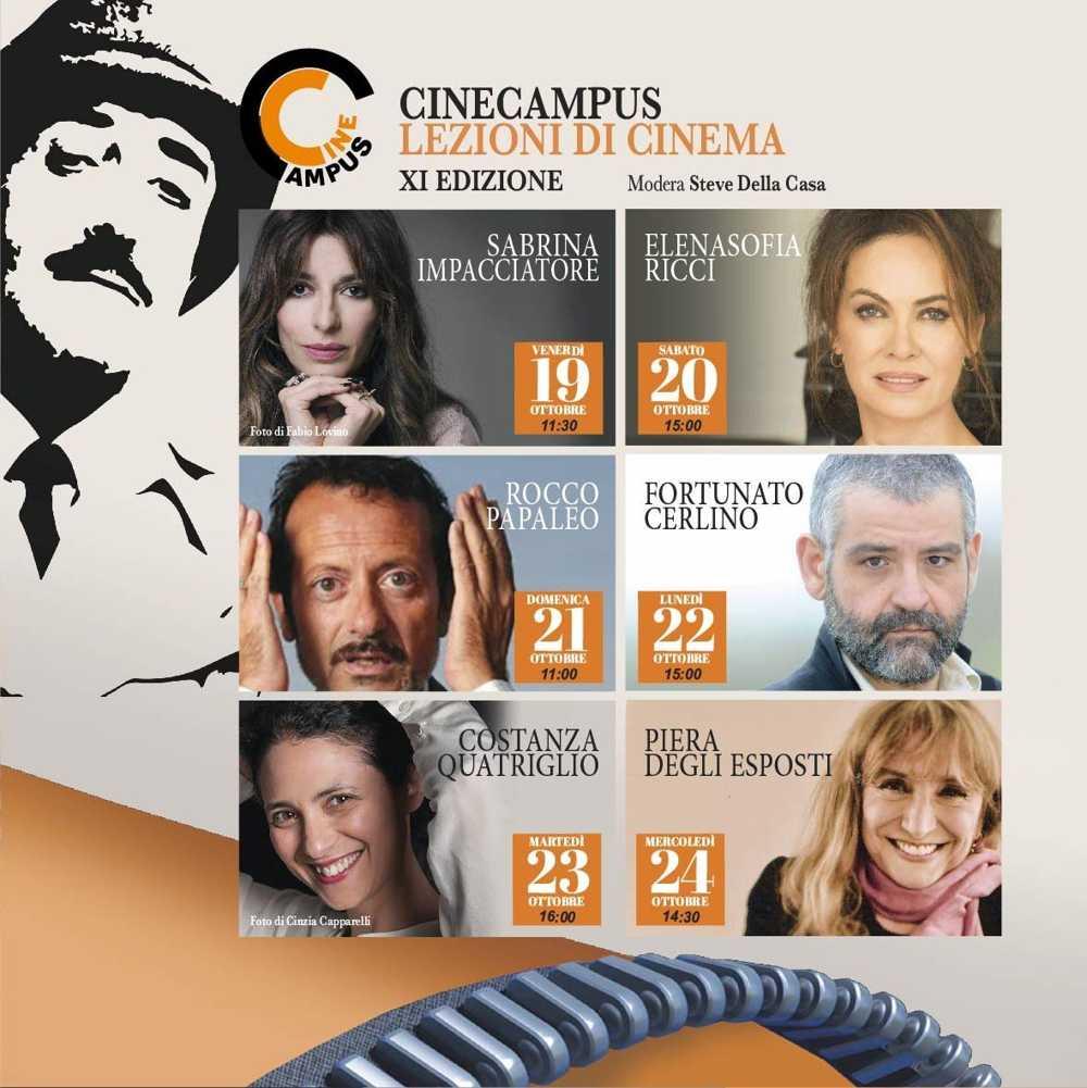 CineCampus Lezioni di Cinema