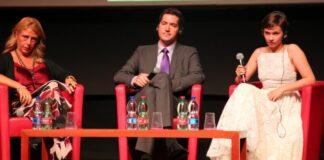 Conferenza stampa 7 sconosciuti al El Royale
