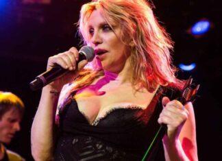 Courtney Love - Rockin'1000 with Love