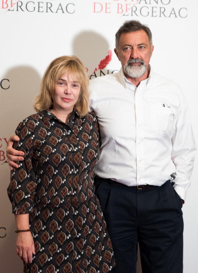 Cyrano de Bergerac - Nicoletta Robello Bracciforti e Luca Barbareschi