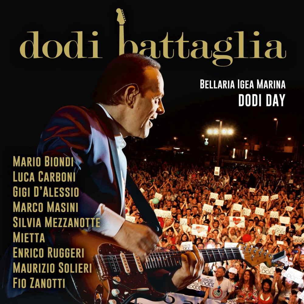 Dodi Battaglia Dody Day cover