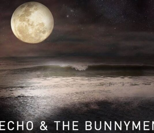 Echo & the Bunnymen - banner