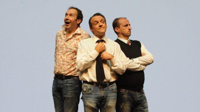 Gli amici non hanno segreti - Pietro Romano, Antonello Costa e Gianpiero Piero