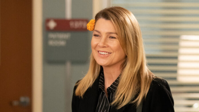 Grey's Anatomy - Ellen Pompeo (Meredith Grey)