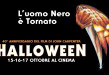 Halloween-Anniversario film John Carpenter- banner