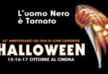 Halloween-Anniversario film John Carpenter- banner