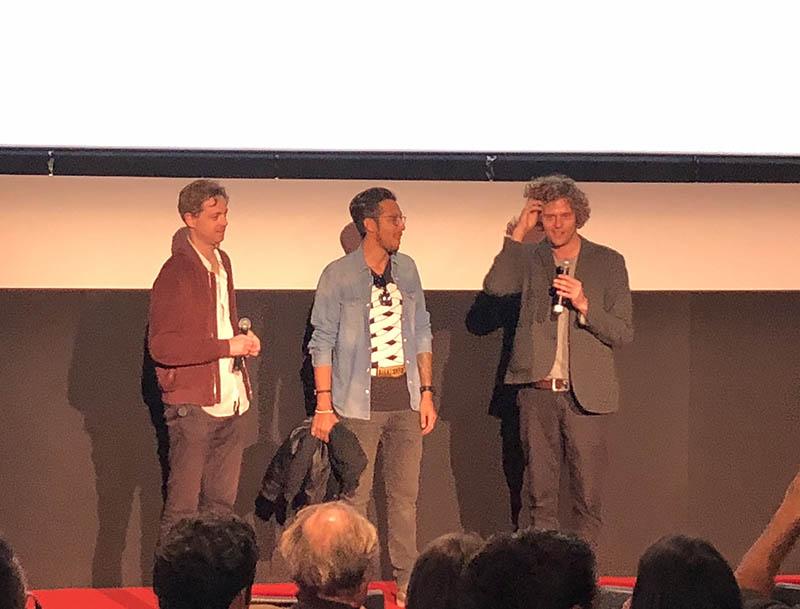 Jellyfish: il regista James Gardner e lo sceneggiatore Simon Lord alla Festa del Cinema di Roma 2018