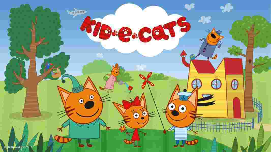 Kid e Cats Cartoonito