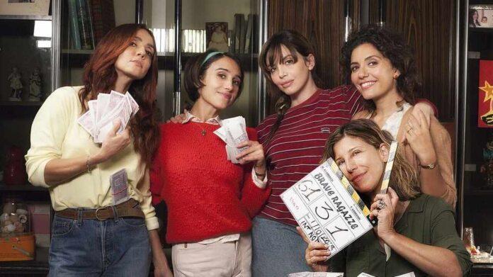 Le protagoniste di Brave ragazze