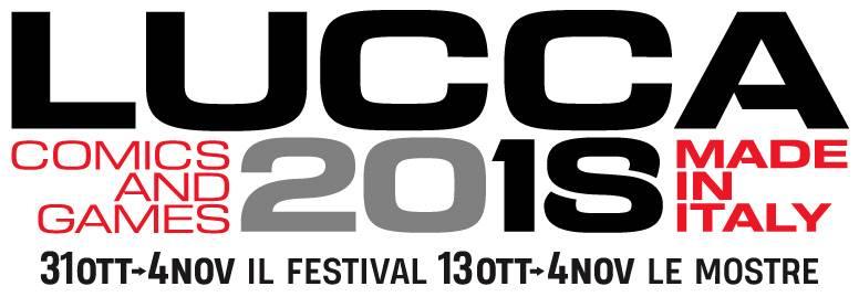 Lucca Comics & Games 2018 banner