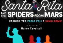 Manifesto Santa Rita and The Spiders from Mars