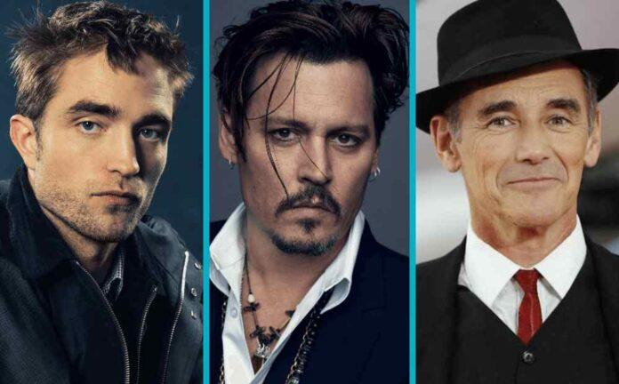 Mark Rylance,Johnny Depp,Robert Pattinson - Waiting for the Barbarians