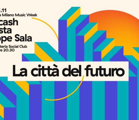 Milano Music Week 2018 - Marracash e Giuseppe Sala - banner