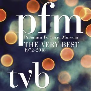 PFM TVB The very best copertina