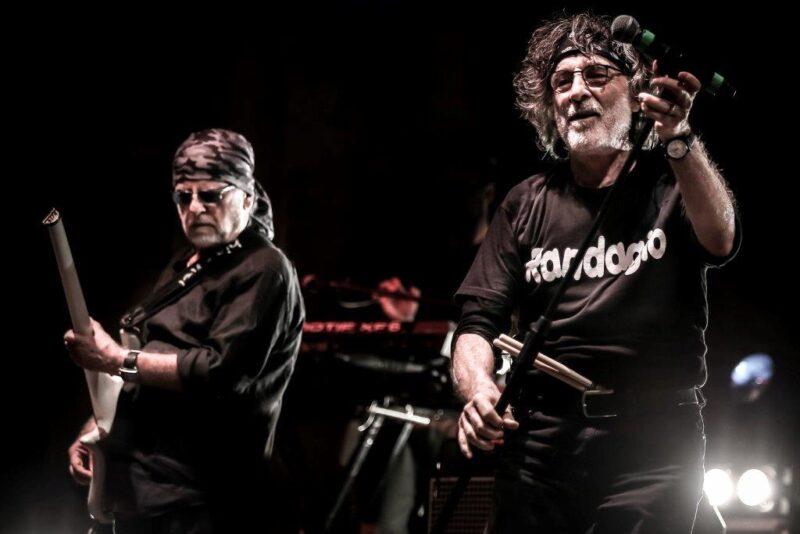 PFM dal vivo (foto di Orazio Truglio)