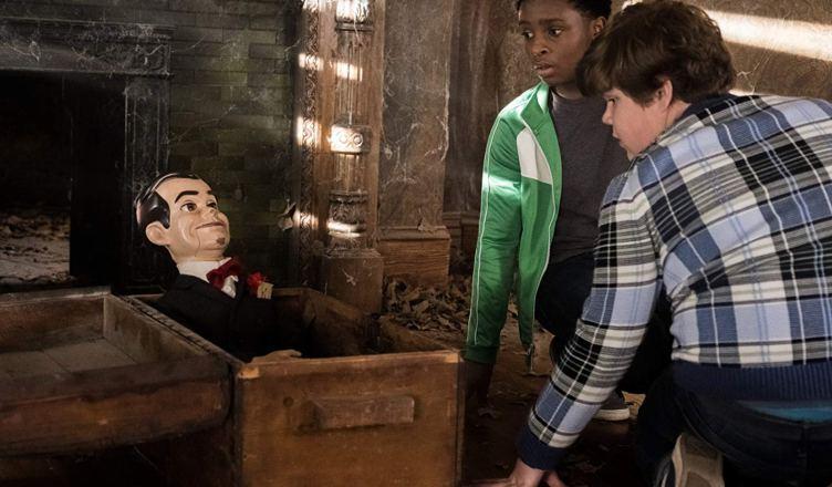 Piccoli Brividi 2 I fantasmi di Halloween - Slappy, Sam, Sonny