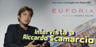 Riccardo Scamarcio - intervista Euforia