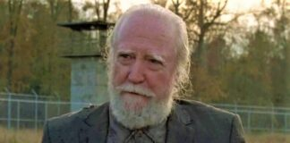 Scott Wilson -The Walking Dead