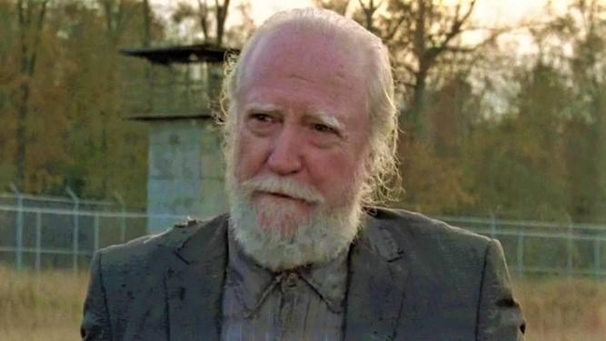 Scott Wilson -The Walking Dead