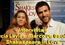 Shakespeare in Love - banner intervista
