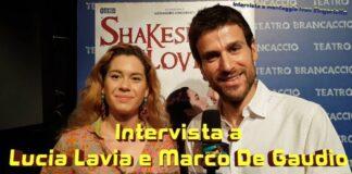 Shakespeare in Love - banner intervista