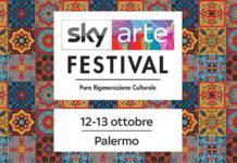 Festival Sky Arte Palermo- Banner