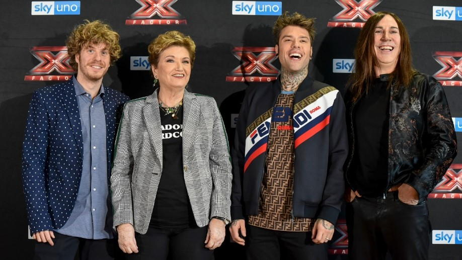 X Factor 2018 - banner