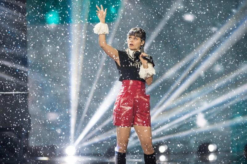X Factor 12 - primo live - Martina Attili
