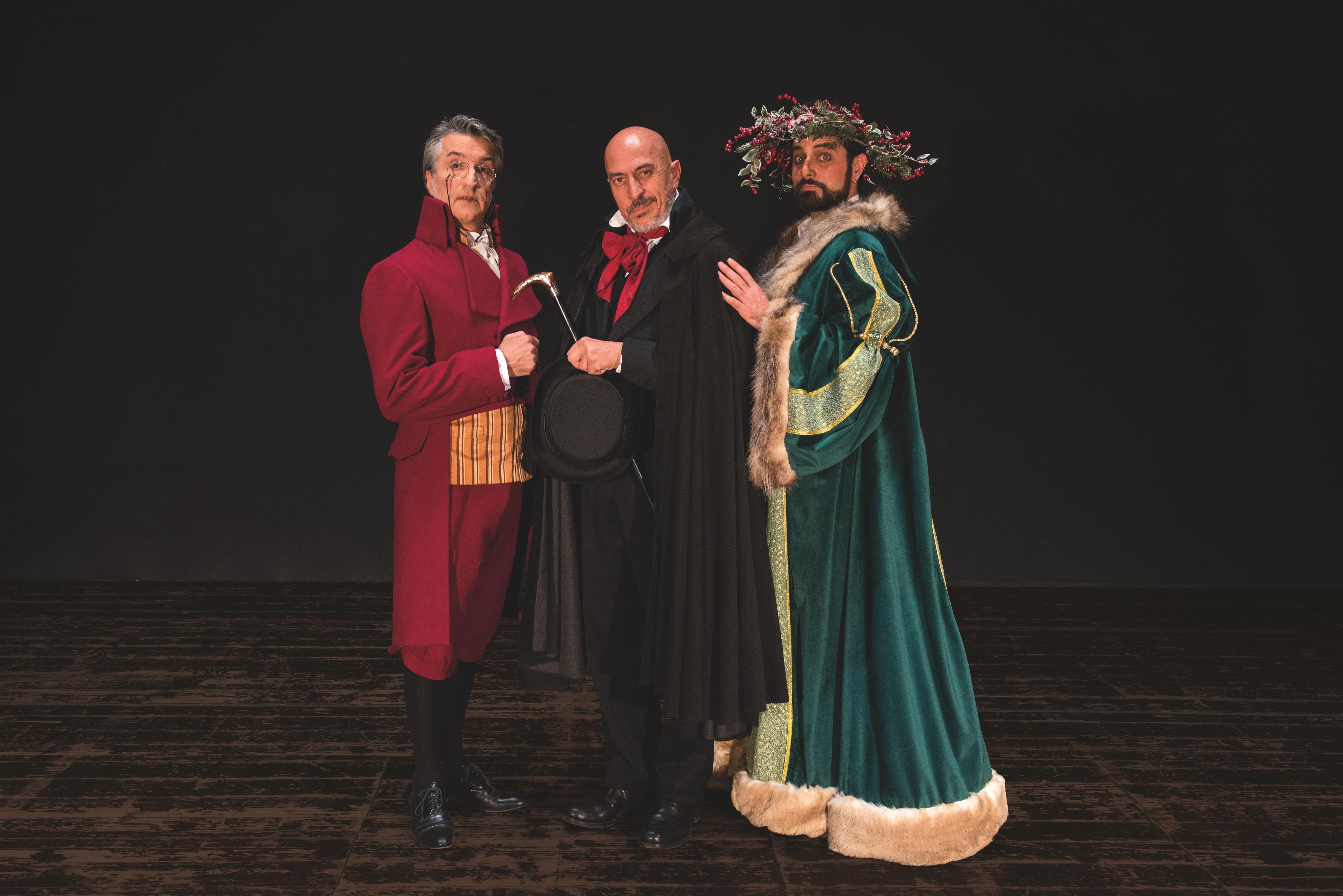 A Christmas Carol musical - Angelini, Ciufoli, de Guglielmo