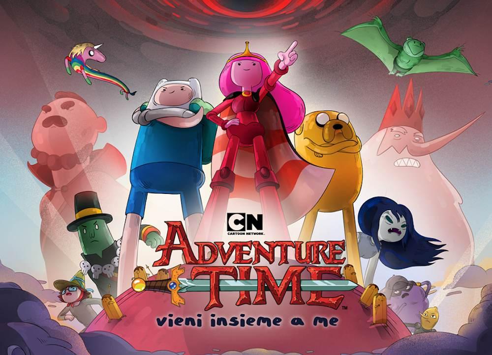 Adventure Time – Vieni insieme a me