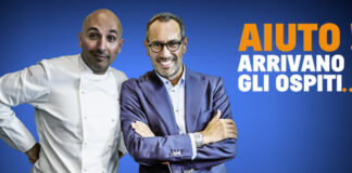 Aiuto! Arrivano gli ospiti - Andrea Castrignano e Andrea Ribaldone