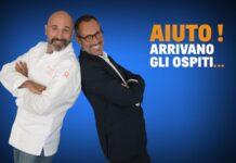 Aiuto! Arrivano gli ospiti - Lo chef Andrea Ribaldone e l'interior designer Andrea Castrignano