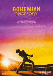 Bohemian Rhapsody - locandina