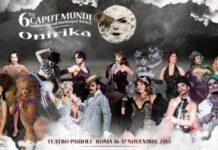 Caput Mundi International Burlesque Award manifesto