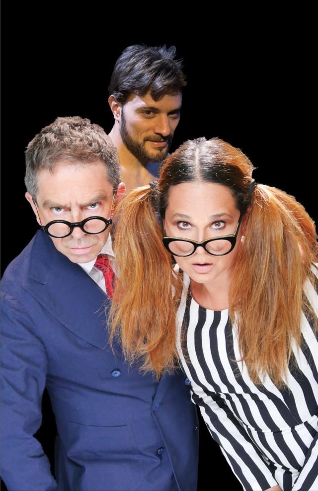 Carta straccia - Pino Strabioli, Sabrina Knaflitz e Barnaba Bonafaccia