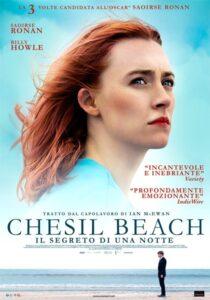 Chesil Beach - Il segreto di una notte - locandina