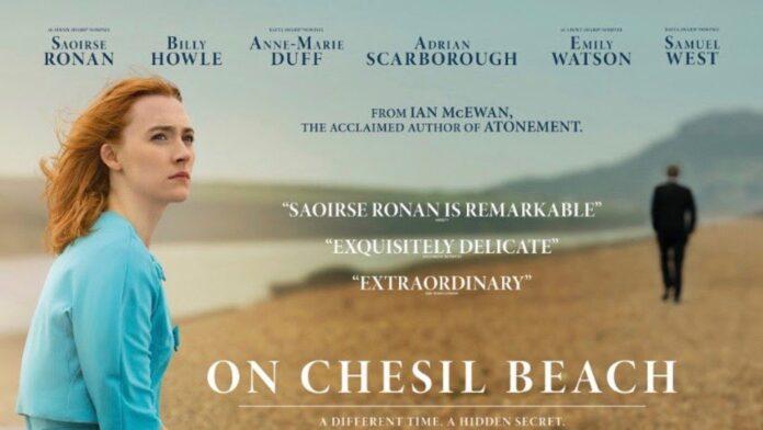 Chesil Beach - locandina