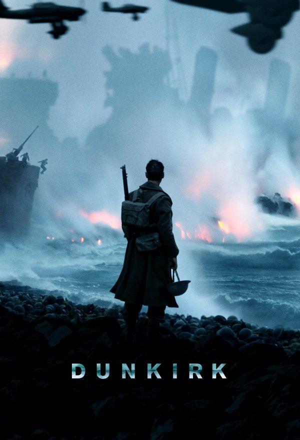Dunkirk Infinity - locandina