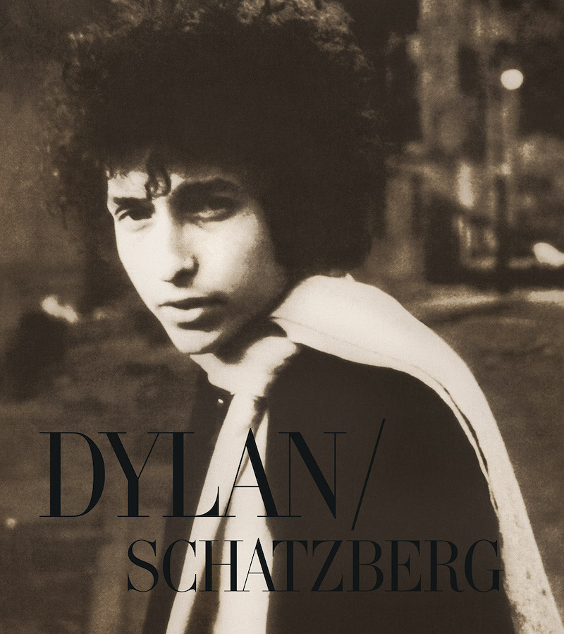 Dylan/Schatzberg - copertina