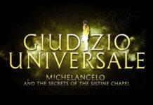 Giudizio Universale Michelangelo and the Secrets of the Sistine Chapel - Poster