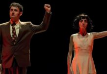 Gli sposi romanian tragedy - Elvira Frosini e Daniele Timpano