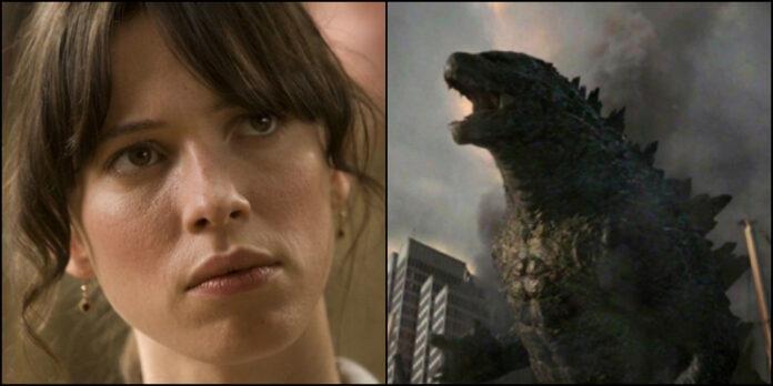 Godzilla vs. Kong - Rebecca Hall