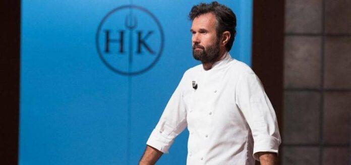 Hell's Kitchen Italia - Carlo Cracco