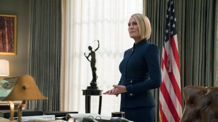 House of Cards - Robin Wright (Claire Underwood)