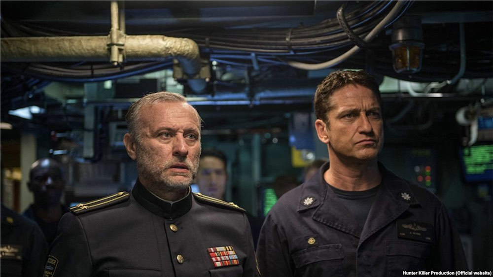 Hunter Killer - Nyqvist e Butler