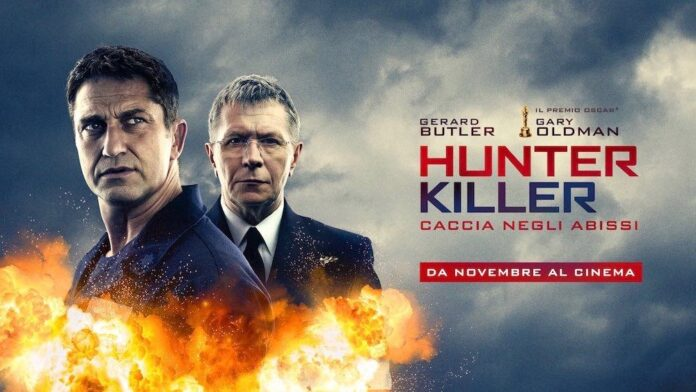 Hunter Killer - banner