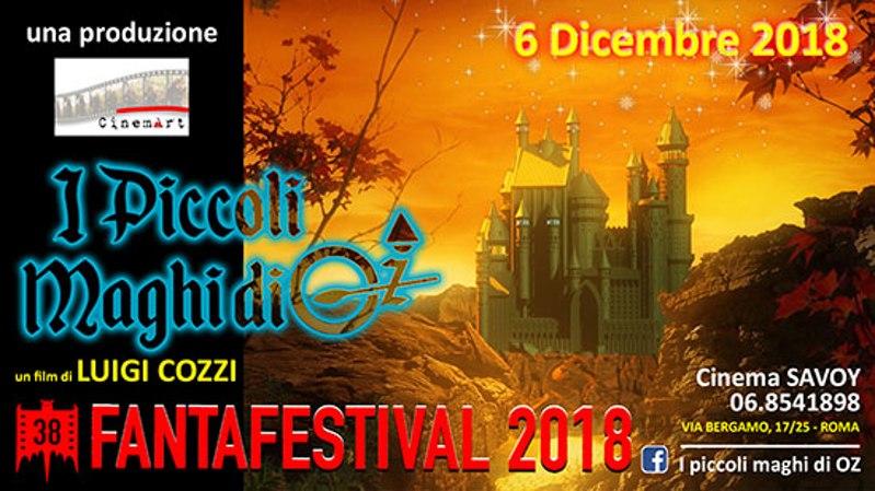 I piccoli maghi di Oz locandina Fantafestival